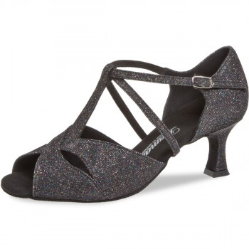 Diamant - Damen Tanzschuhe 182-077-511 - Brokat Multicolor