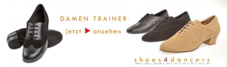 Diamant Damen Trainerschuhe - Made in Germany
