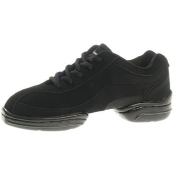 Diamant - Unisex Dance Sneakers DDS007-040 - Schwarz