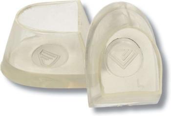 Diamant - Absatzschoner Latino [Transparent | 1 Paar]