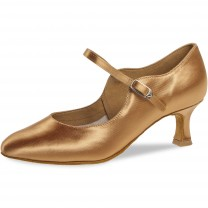 Diamant - Damen Tanzschuhe 050-106-087 - Bronze