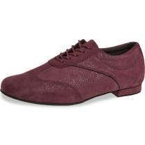 Diamant - Mulheres Sapatos de Dança 183-005-537 - Vermelho