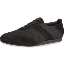 Diamant - Férfi Social Dance Sneakers 192-425-577-V - Suede Fekete - VarioSpin