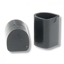Diamant - Heel Protectors Slim [Black | 1 Pair]