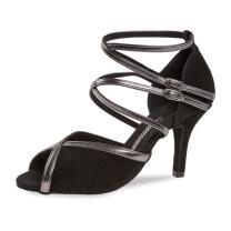 Diamant - Ladies Dance Shoes 178-058-501 - Black/Bronce Suede