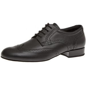 Diamant - Hombres Zapatos de Baile 099-025-028 - Cuero [Ancho]