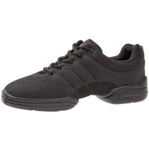 Diamant - Unisex Dance Sneakers DDS009-005 - Black