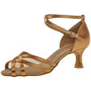 Diamant - Mujeres Zapatos de Baile 035-077-087 - Satèn Bronce