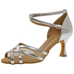 Diamant - Damen Tanzschuhe 035-087-013 - Silber