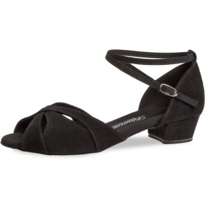 Diamant - Ladies Dance Shoes 141-129-001 - Black Suede