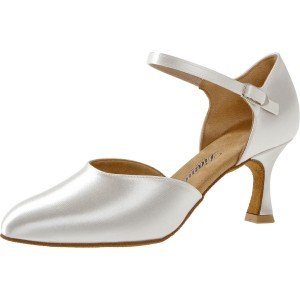 Diamant - Ladies Dance / Bridal Shoes 051-085-092 - White