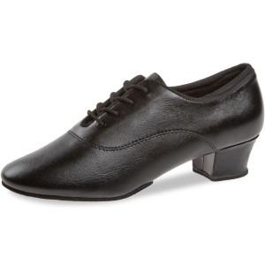 Diamant - Mulheres Sapatos instrutor de dança 185-234-560-A - Pele Preto