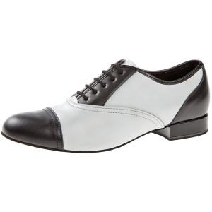 Diamant - Hombres Zapatos de Baile 077-025-027 - Cuero [Ancho]