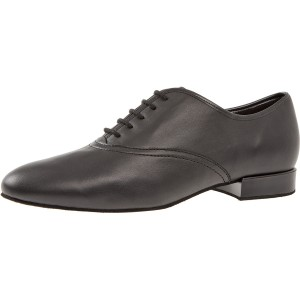 Diamant - Men´s Dance Shoes 078-075-028 - Black Leather