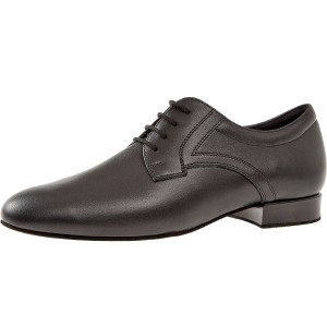 Diamant - Men´s Dance Shoes 085-075-028 - Black Leather