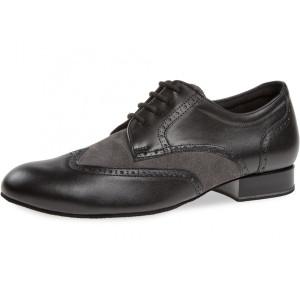 Diamant - Hombres Zapatos de Baile 099-025-376 - Cuero [Ancho]