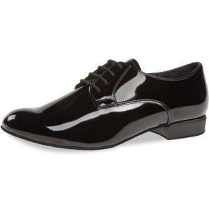 Diamant - Men´s Dance Shoes 179-025-038 - Black Patent