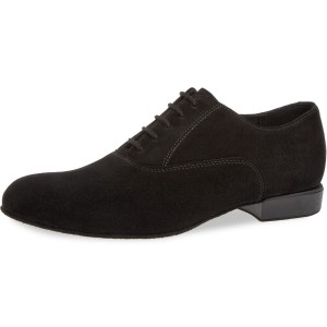 Diamant - Men´s Dance Shoes 180-025-001 - Suede [Wide]