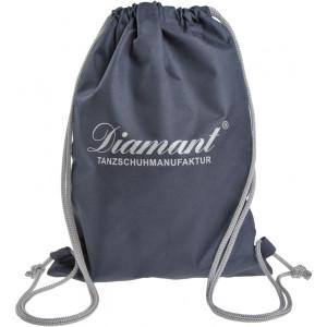 Diamant - Schuhsäckchen [Blau]
