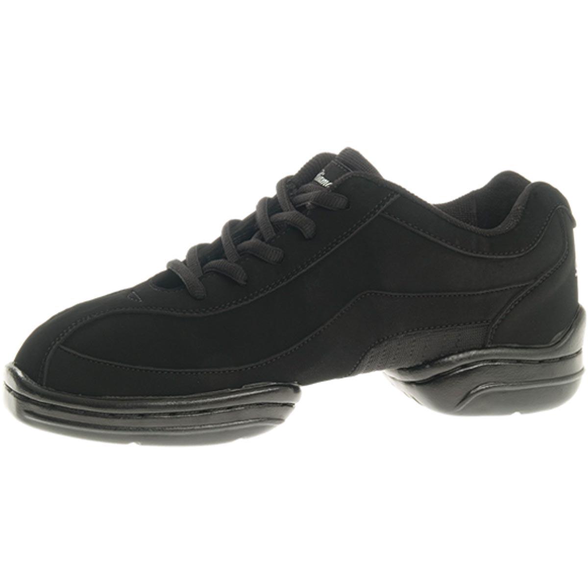 promo code 3f528 bb6b8 Diamant - Unisex Dance Sneakers DDS007-040 - Black