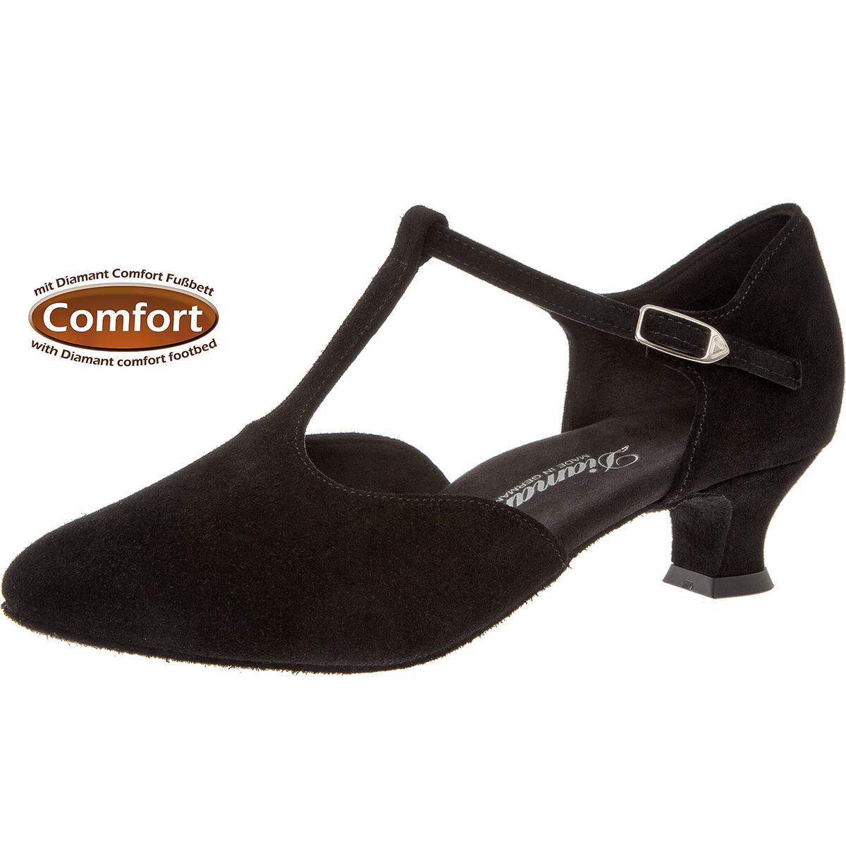 91f900fc Diamant - Mujeres Zapatos de Baile 053-014-001 [Ancho]