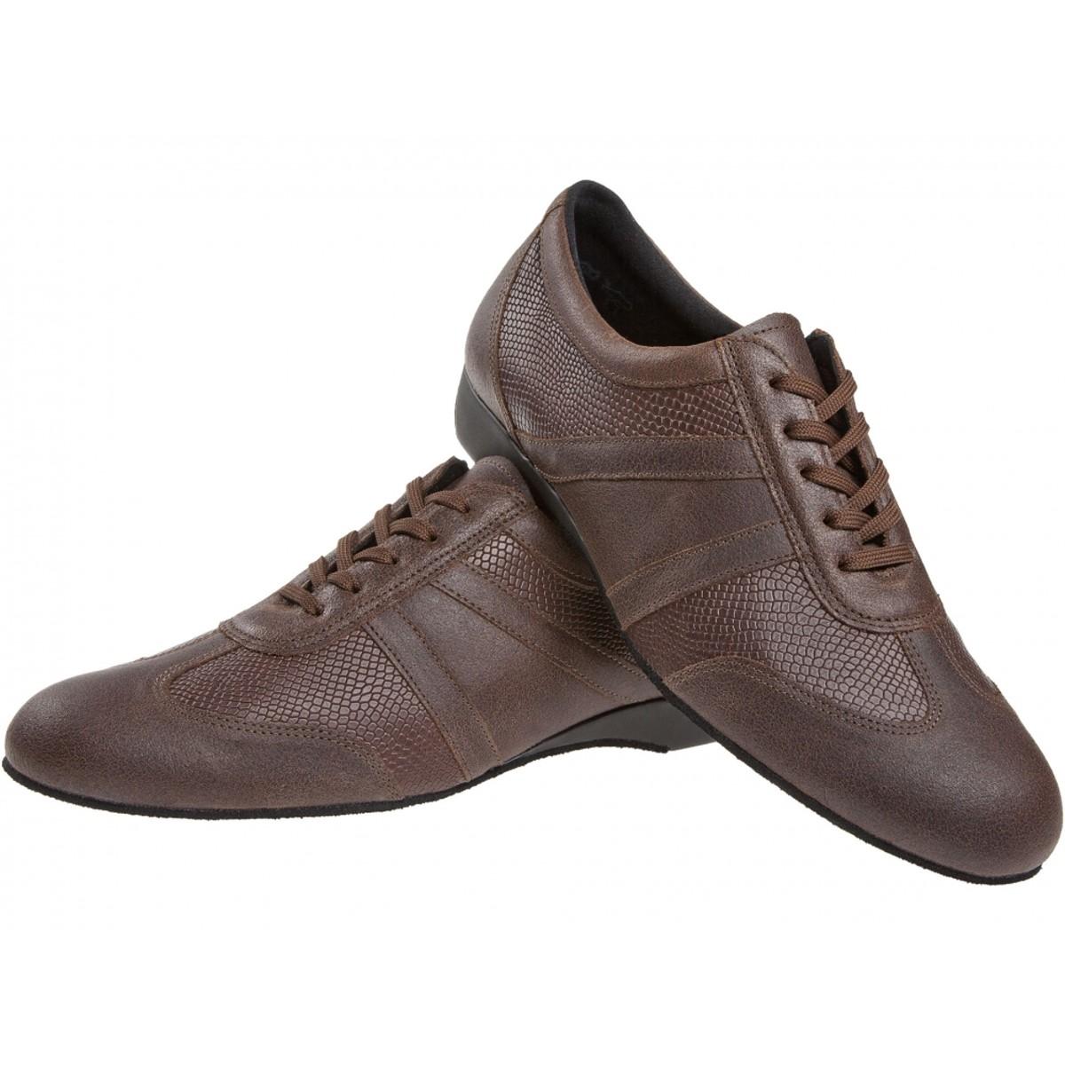 Diamant Herren Ballroom Sneakers 133 225 042 [Weit]