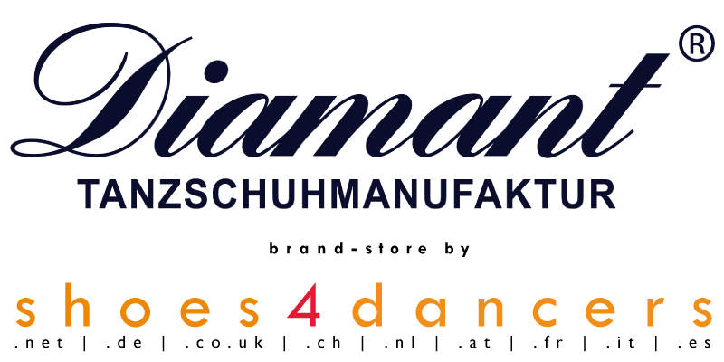 Diamant® Tanzschuhe - shoes4dancers Brand Store